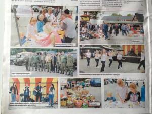 Krantenbericht 13 september