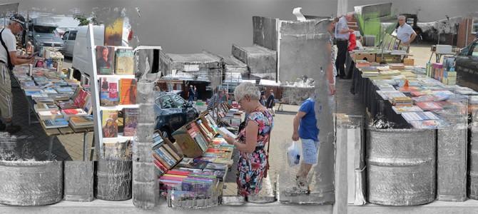 Boekenmarkt: Zondag 8 juli