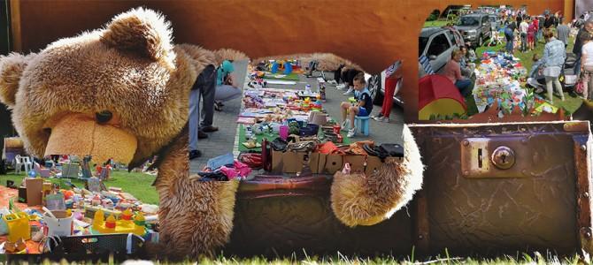 Zondagsmarkt 10 juni met Kinderrommelmarkt!