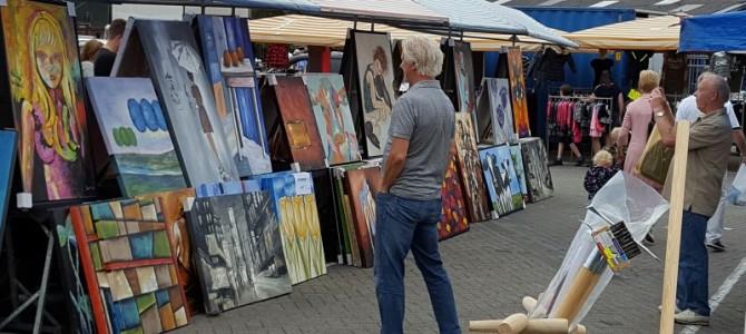 Zondag 9 september: Fotografie- en Kunstmarkt