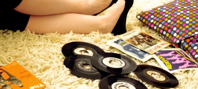 CD- en platenmarkt op zondag 12 november